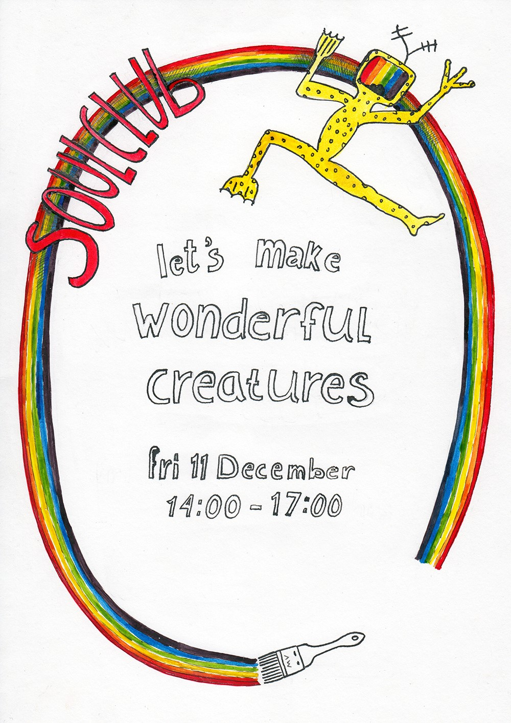 poster-workshop-by-Marielle-for-Rainbowsoulclub
